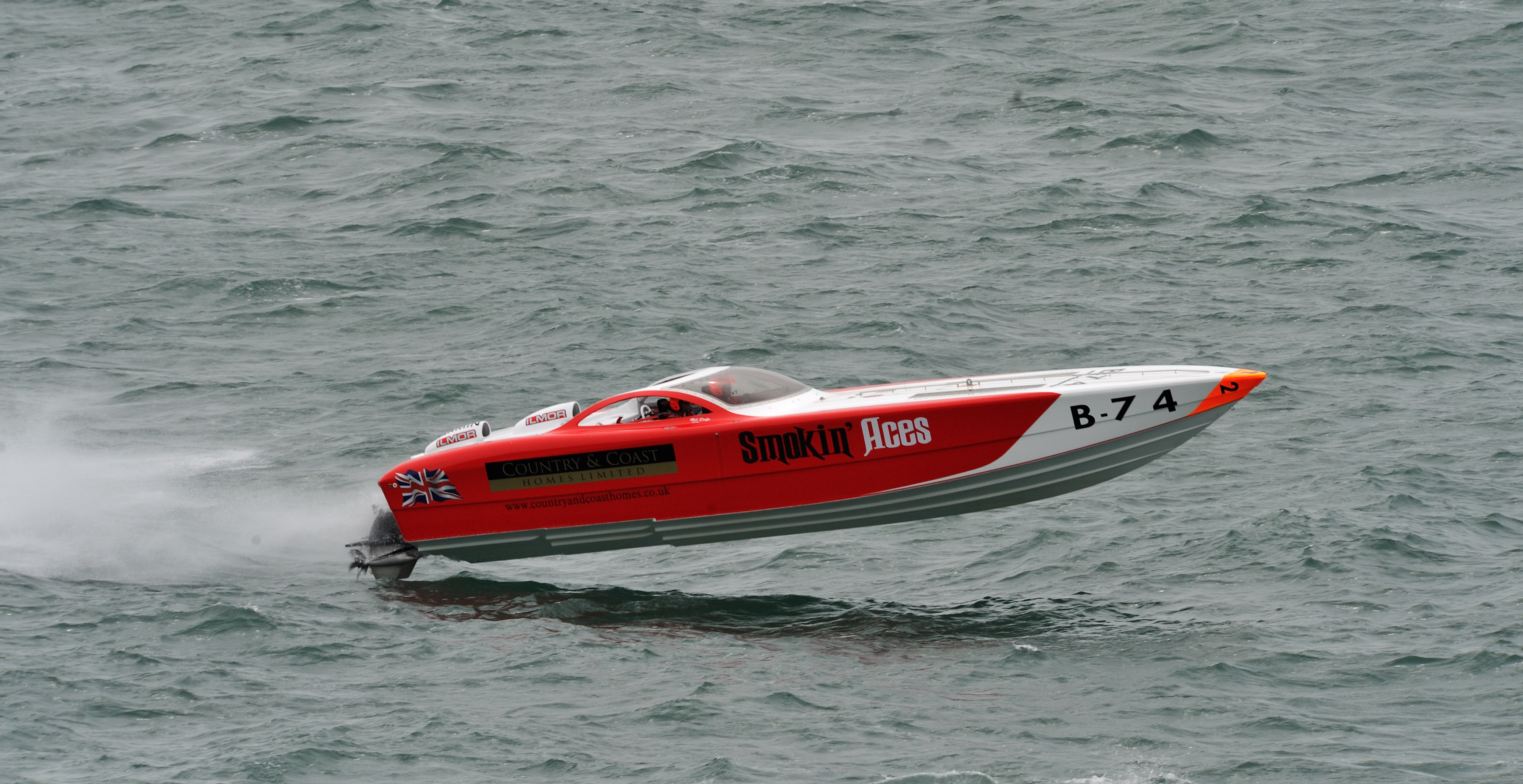 Cowes Torquay Cowes 2016