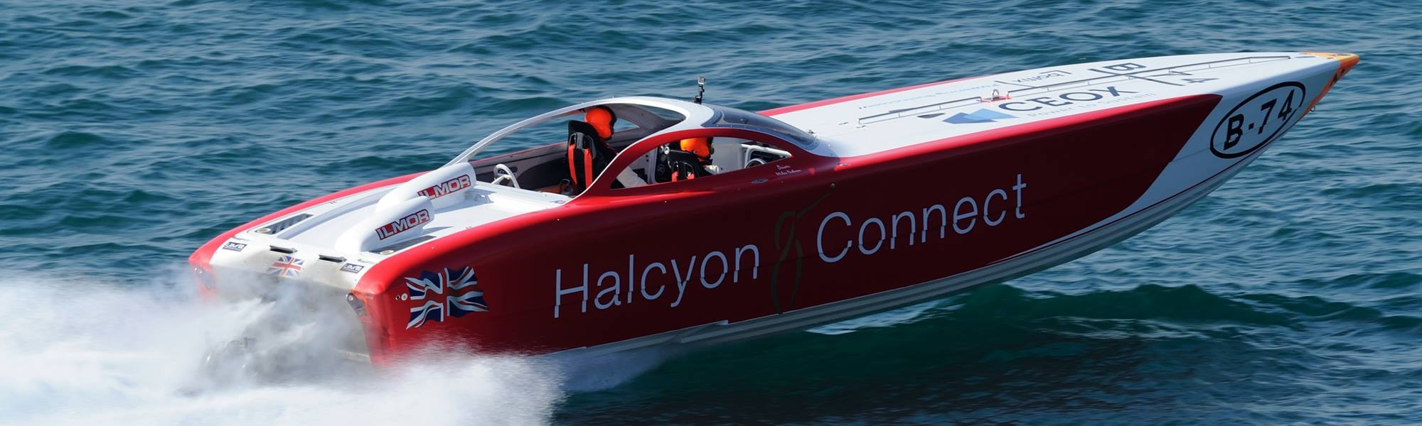 Cowes Torquay Cowes & Cowes Poole Cowes Offshore Powerboat Races 2018